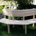 Gartenbank von Voges Treppen- und Massivholzbau