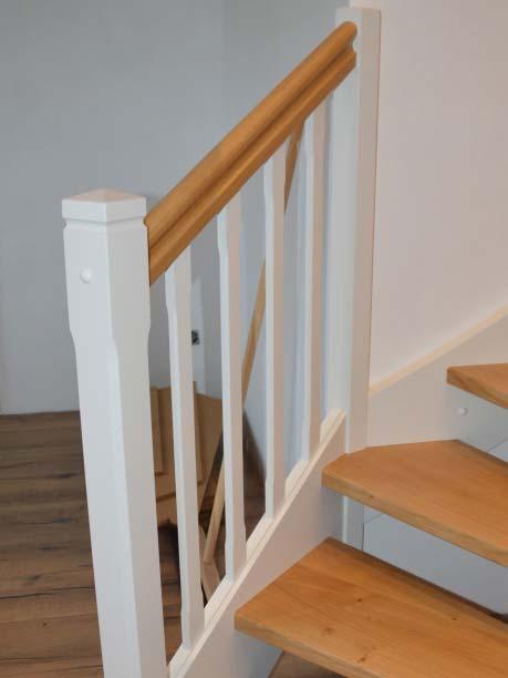 Treppe realisiert durch Volker Voges - Treppen und Massivholzbau
